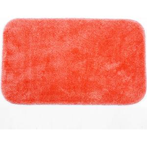 Коврик для ванной Wasserkraft Wern Reddish orange, полиамид и волокно Antron., 90х57 см, BM-2573
