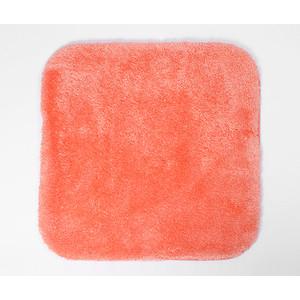 Коврик для ванной Wasserkraft Wern Reddish orange, полиамид и волокно Antron, 55х57 см, BM-2574