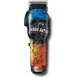 Профессиональная машинка для стрижки Andis US PRO Fade Li Nation LCL, черный