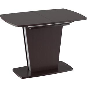 лучшая цена Стол обеденный ТриЯ Ливерпуль Тип 1 дуб миланский/металлик