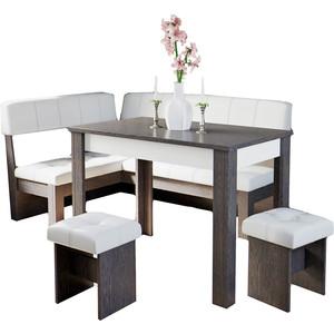 Кухонный уголок Это-мебель Валенсия венге/светлый