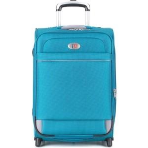 Чемодан Travel Case бирюза, 823 (24)