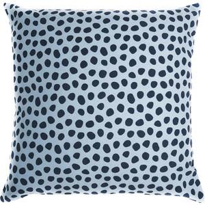 Чехол для подушки с принтом Funky dots, серо-голубой 45х45 Tkano Cuts&Pieces (TK18-CC0013) стоимость