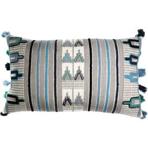 Чехол на подушку с этническим орнаментом 30х60 Tkano Ethnic (TK18-CC0002)