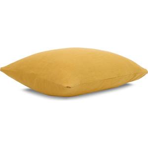 Наволочка горчичного цвета 50х70 Tkano Essential (TK18-LP0005)