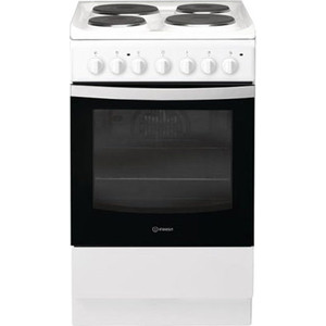 Электрическая плита Indesit IS5E4KHW/RU indesit bia 18 silver