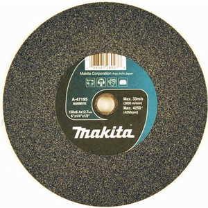 Круг шлифовальный Makita 150x6.4x12.7мм К60 (A-47195) цена