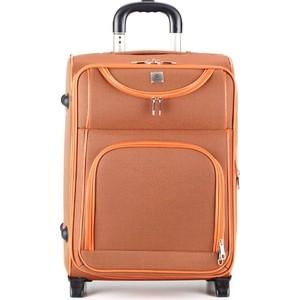 Чемодан 4 ROADS оранжевый, 02WGI (24)