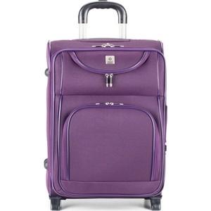 Чемодан 4 ROADS фиолетовый, 02WGI (25)