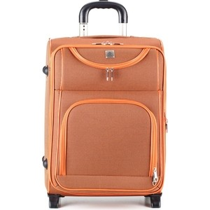 Чемодан 4 ROADS оранжевый, 02WGI (28)
