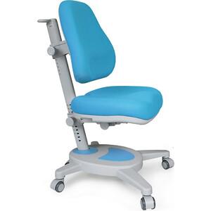 Кресло Mealux Onyx Y-110 KBL обивка голубая однотонная
