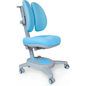 Кресло Mealux Onyx Duo Y-115 KBL обивка голубая однотонная