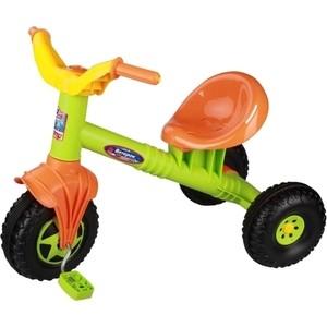Велосипед трехколесный Альтернатива 3-х колесный Ветерок (зелёный)