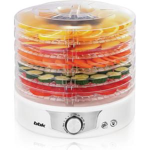 Сушилка для овощей и фруктов BBK BDH301M, белый/серебро