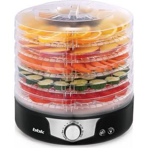 Сушилка для овощей и фруктов BBK BDH301M, черный/металлик