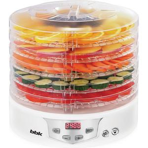 Сушилка для овощей и фруктов BBK BDH305D, белый/серебро