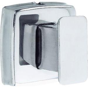 Крючок для ванной Nofer Classic одинарный, хром (09016.B)