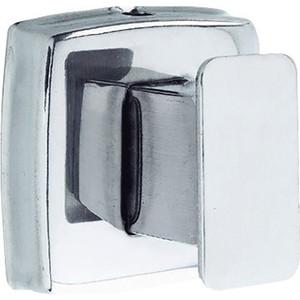 Крючок для ванной Nofer Classic одинарный, хром (09016.S)