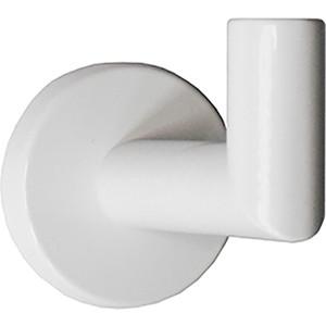 Крючок для ванной Nofer Line, белый (16506.W)