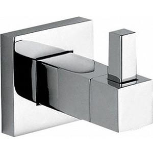 Крючок для ванной Nofer Barcelona одинарный, хром (16906.B)