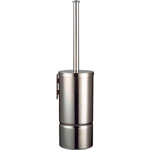 Ершик для унитаза Nofer хром (09071.S)