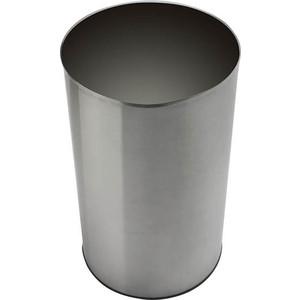 Мусорное ведро Nofer 80 литров, хром (14071.SC.S)