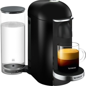 Капсульная кофемашина Nespresso Vertuo GCB2 EU Black цена