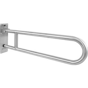 Поручень Nofer полукруглый, 800 мм, хром (15051.SP.80.B)