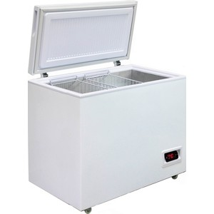 морозильный ларь Бирюса 305FKDQ морозильный ларь бирюса 260vк