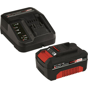 Аккумулятор с зарядным устройством Einhell 18V Starter-Kit Power-X-Change (4512042)