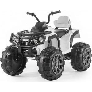 Детский квадроцикл BDM Grizzly ATV White 12V с пультом 2.4G- BDM0906-WHITE-RC