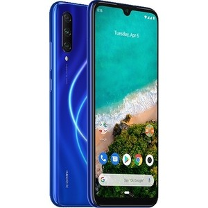 Смартфон Xiaomi Mi A3 4/64GB Blue sda10 64gb