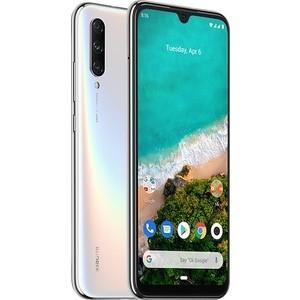 Смартфон Xiaomi Mi A3 4/64GB White телефон xiaomi mi a3 4gb 64gb серый global version