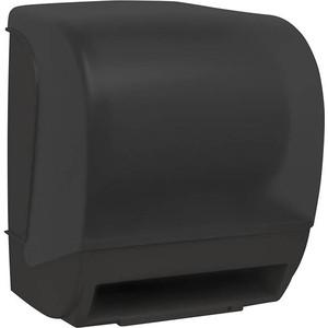 Диспенсер для бумажных полотенец Nofer Roll 1 рулон / 210 мм диаметр, черный (04004.2.BK)