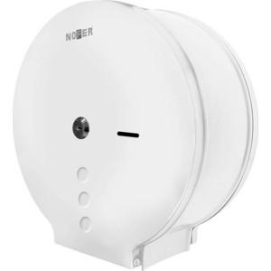 Диспенсер для туалетной бумаги Nofer Industrial 230 мм, белый (05006.W)