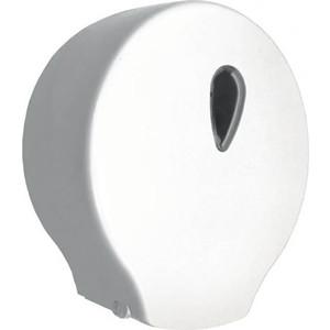 Диспенсер для туалетной бумаги Nofer Industrial 280 мм, белый (05005.W) tima 05005 ss