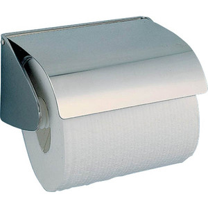 Держатель туалетной бумаги Nofer One roll хром/матовый (05013.S)