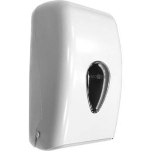 Диспенсер для туалетной бумаги Nofer Bulkpack 140 мм, белый (05118.W)