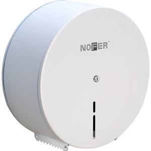 Диспенсер для туалетной бумаги Nofer Industrial 280 мм, белый (05001.XL.W)