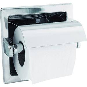 Держатель туалетной бумаги Nofer One roll для 1 рулона, хром (05203.S)