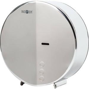 Диспенсер для туалетной бумаги Nofer Industrial 230 мм, хром/глянцевый (05046.B)