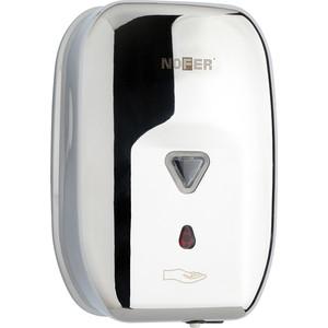 Диспенсер для мыла Nofer 1,0 литр, хром/глянцевый (03023.B)