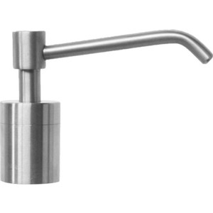 Дозатор для мыла Nofer Inserts 1,0 литр, хром (03102.S)