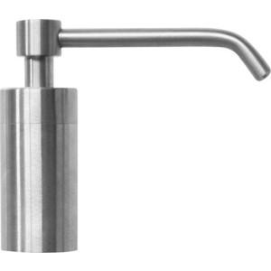 Дозатор для мыла Nofer Inserts 1,0 литр, хром (03103.S)