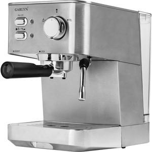 Рожковая кофеварка Garlyn L50 Metal