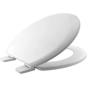 Сиденье для унитаза Nofer белый (5000AR)