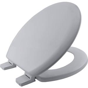 Сиденье для унитаза Nofer серый (5000AR492)