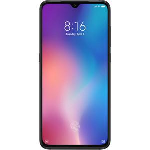 Смартфон Xiaomi Mi 9 6/128Gb Black смартфон xiaomi mi max 3 black 8 core 1 8ghz 4gb 64gb 6 9