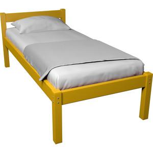 Кровать Anderson Герда желтая 70x160