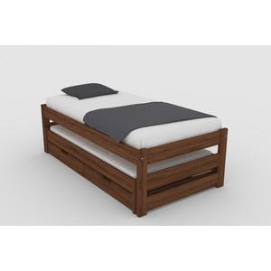Кровать Anderson Тильда орех 80x160